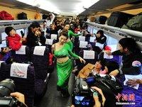 厦深铁路3.5小时跑完全程 450名乘客免费体验 - 云南何记普洱茶轩 - 云南何记普洱茶轩 博客