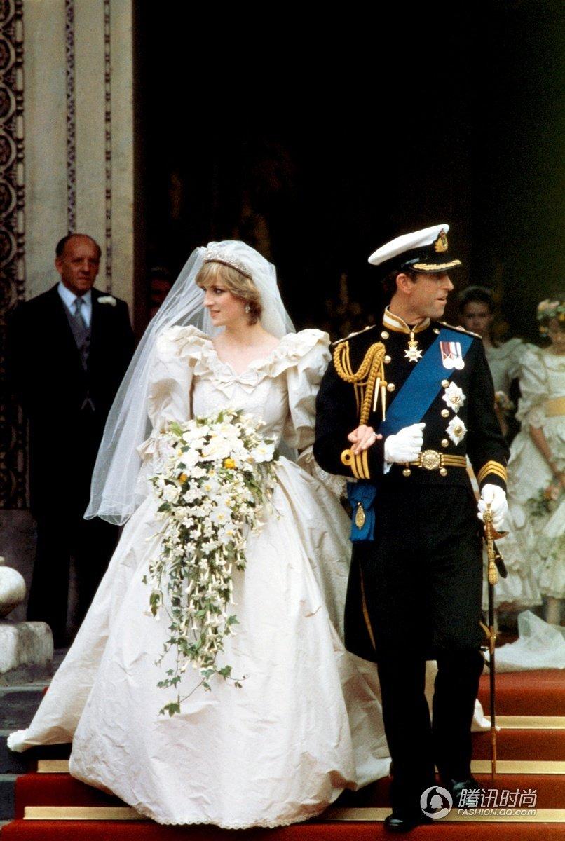 回顾珍贵旧照 追溯戴安娜王妃的时尚记忆