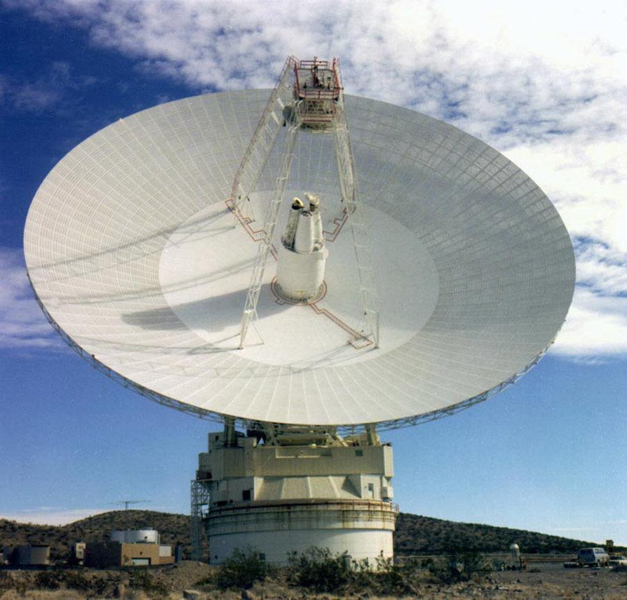 空系_美国宇航局称深空网络的未来建设将扩大规模,可覆盖整个太阳系的探索