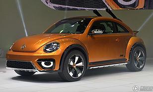 甲壳虫 Dune 概念车