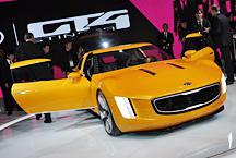起亚 GT4 Stinger 概念车