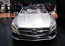 奔驰 Concept S-Class Coupe