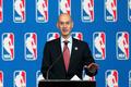 NBA总裁召开发布会