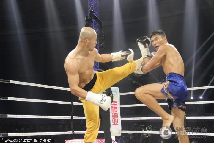 武林风一龙20140307最新比赛视频 杭州武林风环球拳王争霸 邱建良 图片
