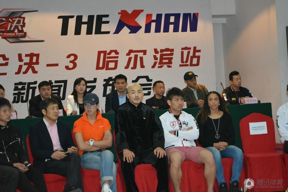 3月29日 武林风一龙最新比赛消息 昆仑决3哈尔