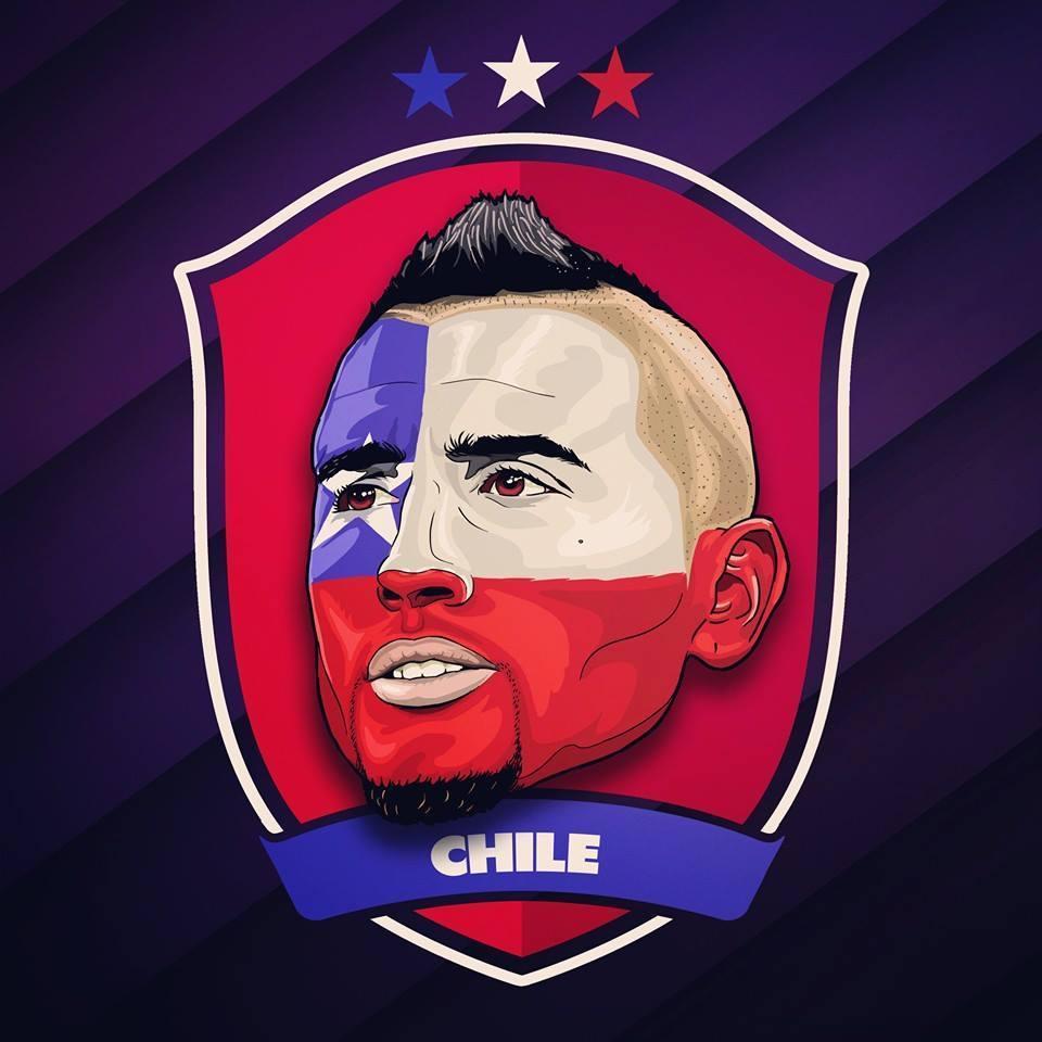 《世界杯球星插画:从佩西到总教练》