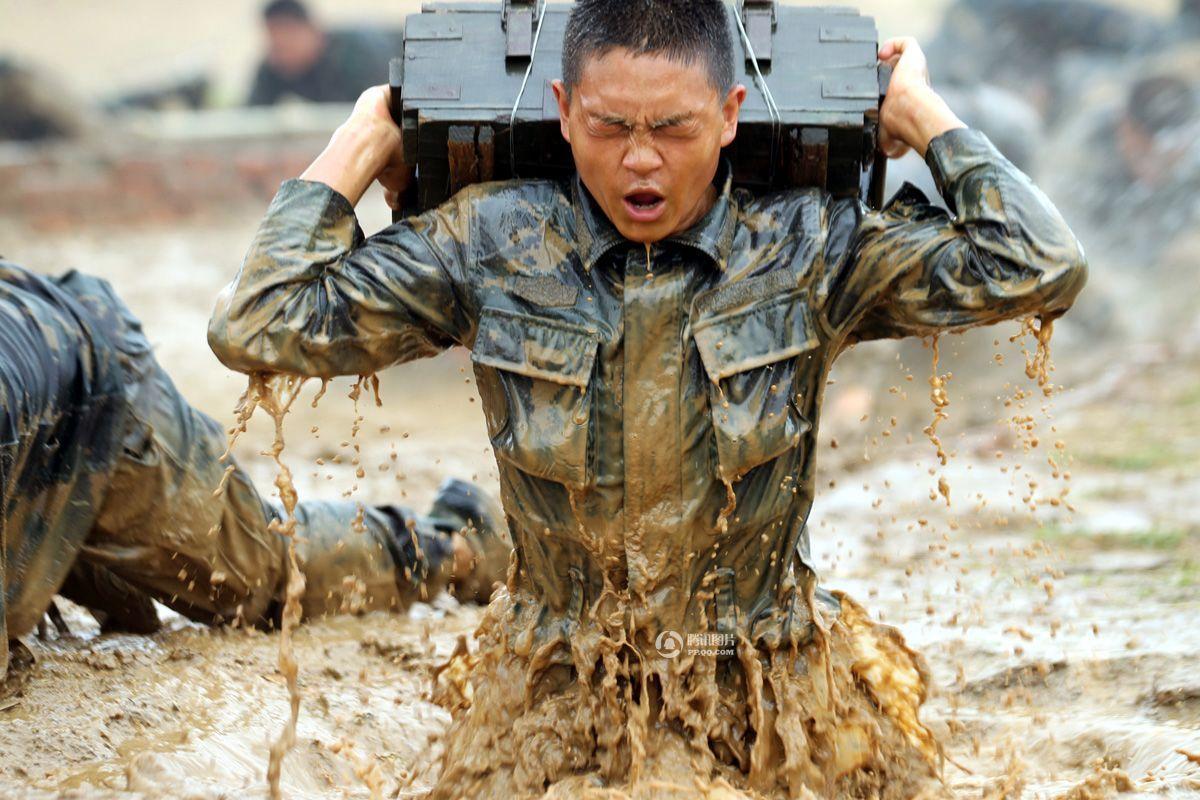 解放军训练图片-中国陆军特种部队