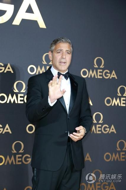 George Clooney expected in Shanghai on 16 May 2014 for Omega celebration - Page 4 9450034_640x640_281