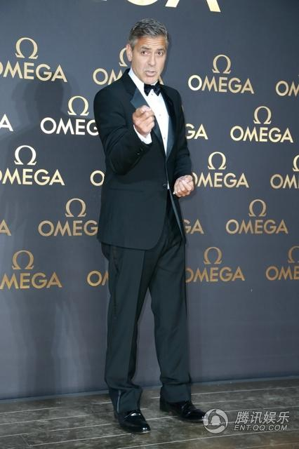George Clooney expected in Shanghai on 16 May 2014 for Omega celebration - Page 4 9450035_640x640_281