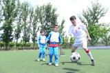 《中国足球梦》萌娃变铁娃 特训三月与日韩对战
