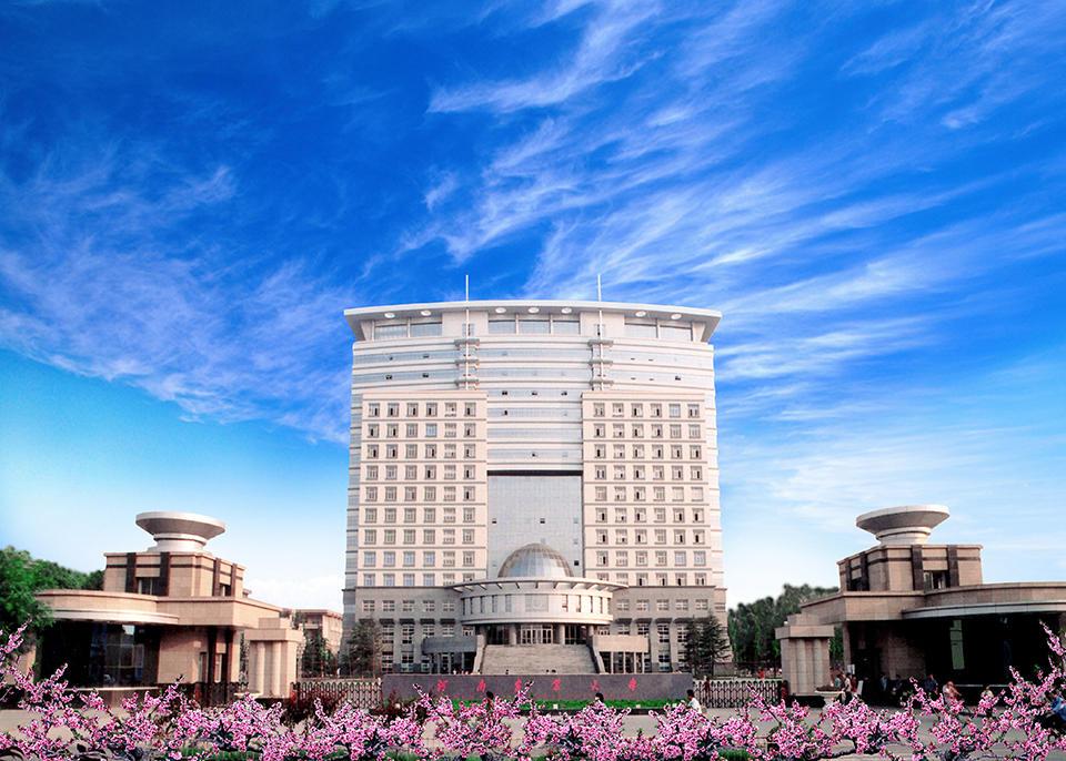 组图 河南农业大学校园风景
