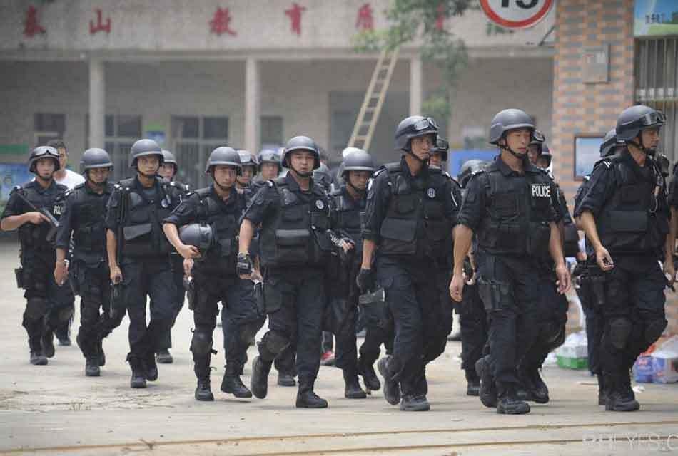 中山发生持枪劫持人质事件警匪对峙19小时