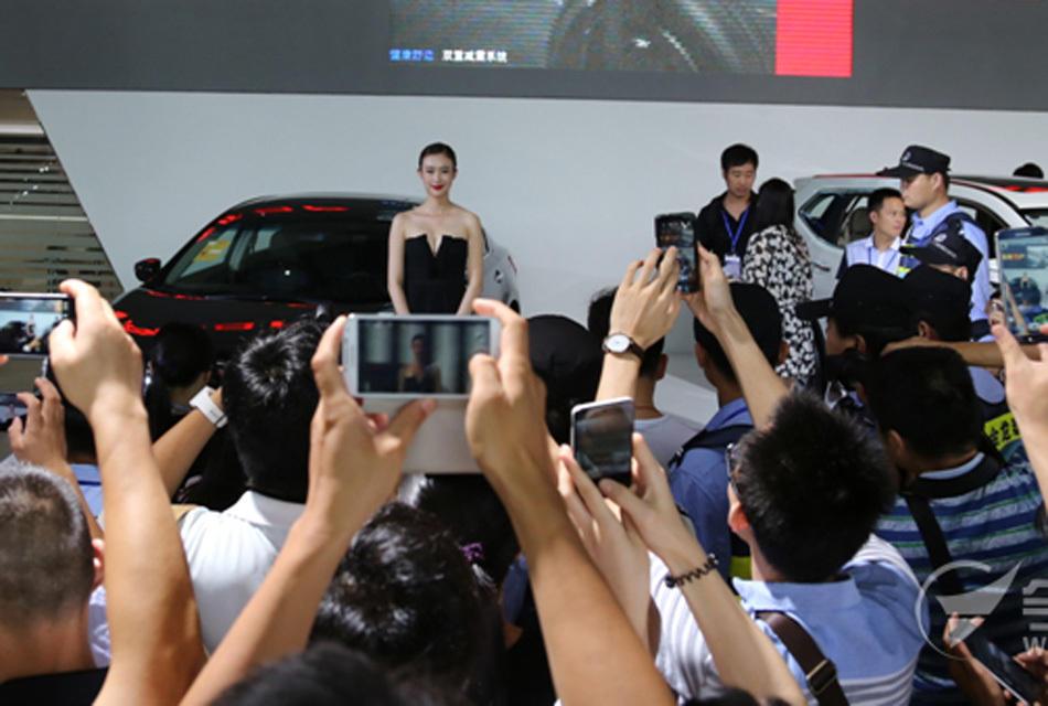 汽车行业协会、广州市合强展览有限公司联合主办的2014年第高清图片