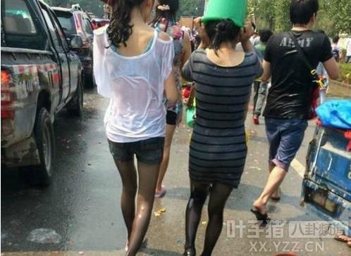 深井冰:这么穿裙子真的好吗?