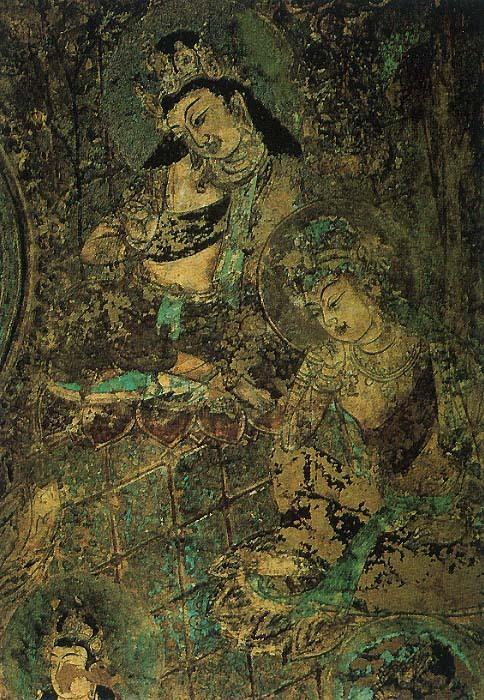 敦煌壁画集萃图片