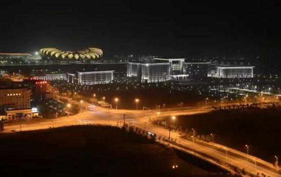 安庆东部新城最新发展 安庆东部新城规划图 安庆东部新城七街近照 安