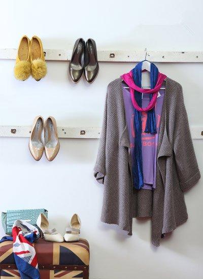 实用美观又方便 8大妙招收纳你的鞋子