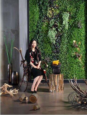 当代花艺设计师的家之美摩登百变前卫_房产-情趣用品上课使用图片