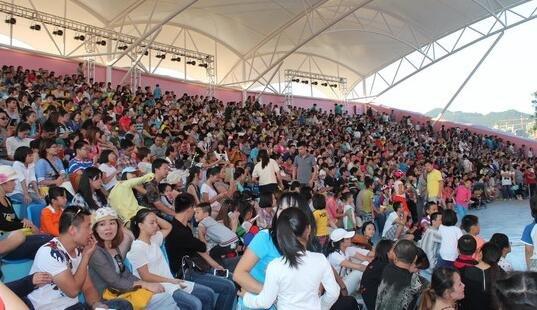 2015安庆楼市精彩纷呈 17大营销事件你参与了吗?