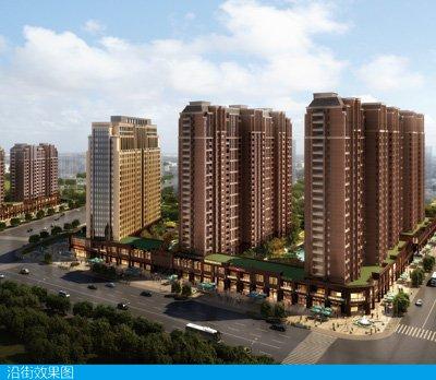 铜陵万锦新城雄踞铜陵版图中心享城市繁华之地图片