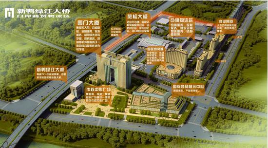 丹东外环最新规划图