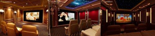 隐形音响为家庭影院设计带来新鲜感