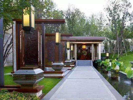 天地大美|中建·柒号院,令人心动的江南园林景观洋房