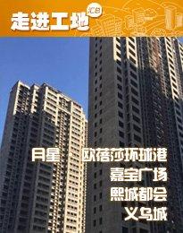 安阳综合体楼盘1月份最新施工进度