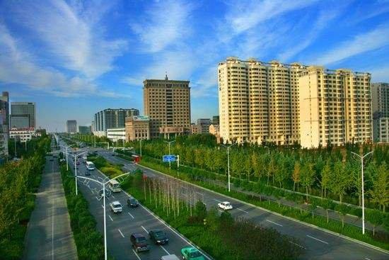 都市白领购房首选 安阳主路旁好房让出行更便捷