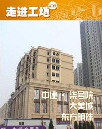 193安阳东区热销楼盘2月施工进度 width=