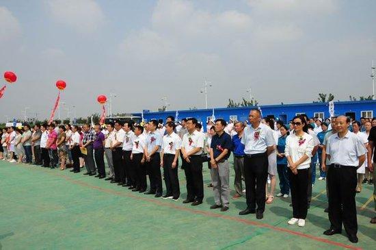 安阳市第二人民医院新院项目奠基仪式隆重举行