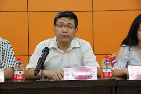 河南省青年软件创新创业大讲堂在中部易商谷开讲