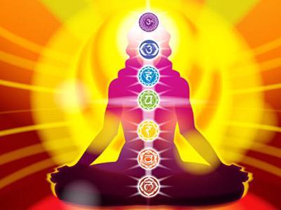 七脉轮塔罗与冥想上