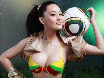 你是哪类世界杯美女