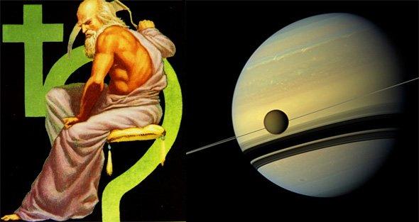 土星掌控命运的密码