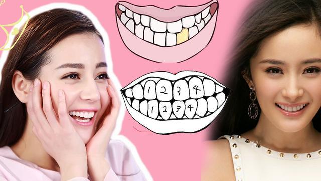 牙齿数量看你富贵吗