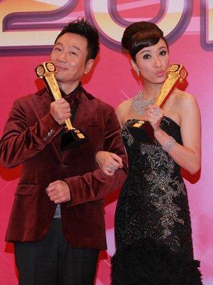 TVB视帝后星座角逐
