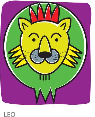 毒舌我眼里的狮子座