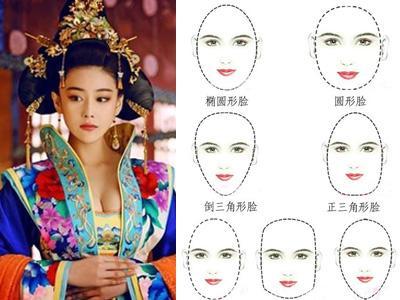 九种脸型最易成小三图片