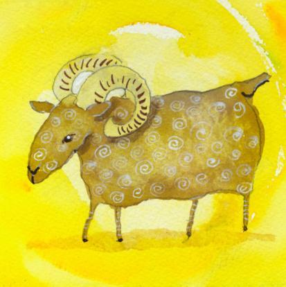 祝白羊座们生日快乐