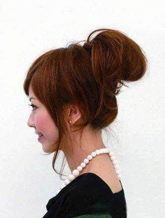 12星女啥发型招桃花图片