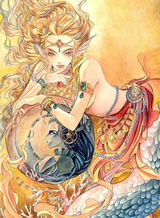 金星看透你爱情气质