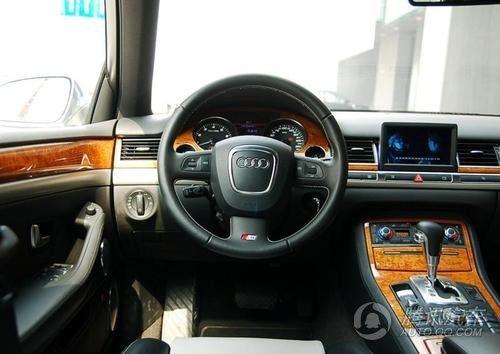 [腾讯汽车]北京 奥迪A8L最高优惠11.5万