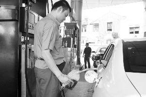国内油价本月底或将上调 预计最高涨550元
