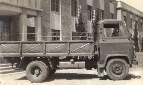 安徽第一辆汽车诞生记