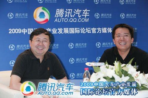 """张毅:""""汽车业达沃斯""""把脉产业8大焦点"""