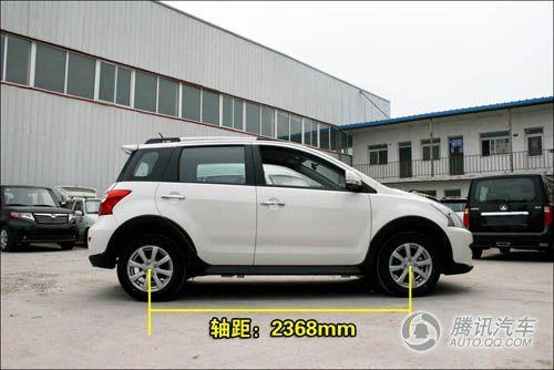 [新车实拍]实惠小车+长城炫丽c