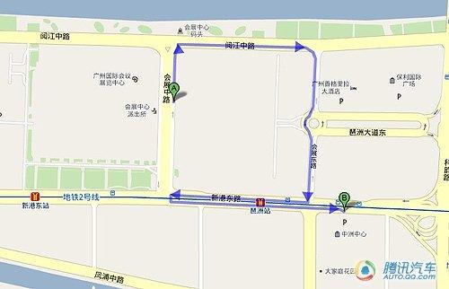 2009广州国际车展参观全攻略-住宿篇(图)
