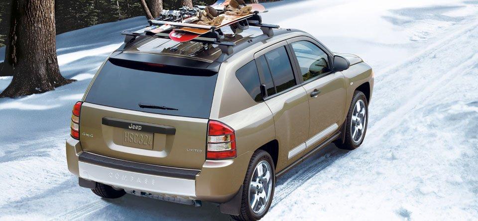 指南者jeep外观赏析高清图片
