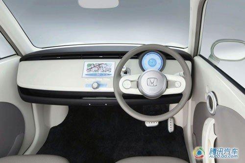 [东京车展]丰田发布最新EV-N全电动概念车